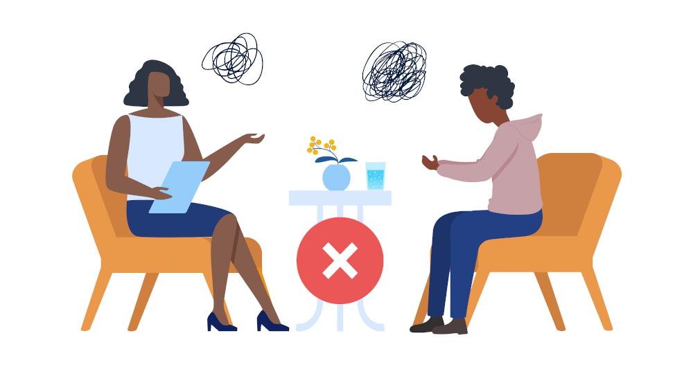 therapist and client mismatch